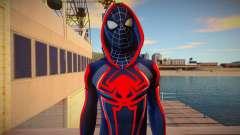 SpiderMan Miles Morales - 2099 Suit para GTA San Andreas