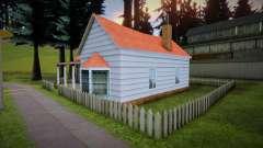 Nova casa em Angel Pine para GTA San Andreas