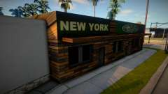 Loja de Nova Iorque para GTA San Andreas