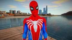Spiderman from Spiderman PS4 para GTA San Andreas