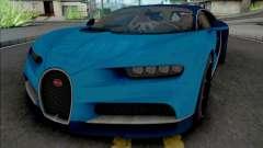 Bugatti Chiron 2017 (Real Racing 3) para GTA San Andreas