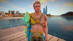 Aquaman from Injustice 2 para GTA San Andreas