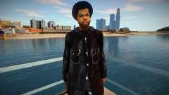 Ice Cube denim jacket para GTA San Andreas