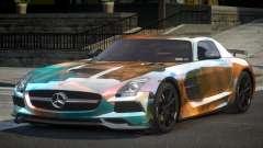 Mercedes-Benz SLS US S9 para GTA 4
