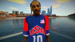 Snoop Dogg (good skin) para GTA San Andreas