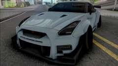 Nissan GT-R Uras GT