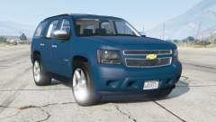 Chevrolet Tahoe LTZ (GMT900) 2008〡add-on v1.6 para GTA 5