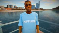 Nigga Kifflom style para GTA San Andreas