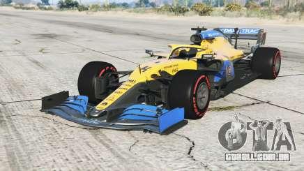 McLaren MCL35〡add-on para GTA 5