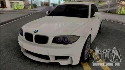 BMW 135i Coupe [Fixed] para GTA San Andreas