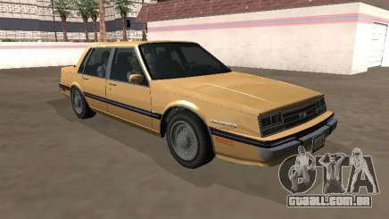 Chevrolet Celebrity 1984 Year para GTA San Andreas