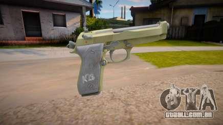 Beretta M9 (AA: Proving Grounds) V3 para GTA San Andreas