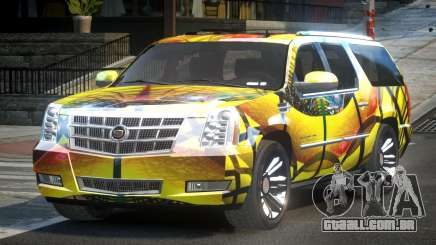 Cadillac Escalade US S5 para GTA 4
