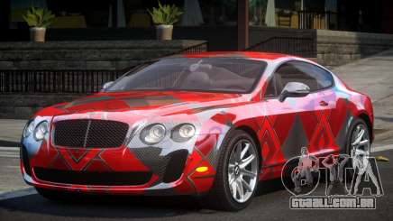 Bentley Continental U-Style L5 para GTA 4