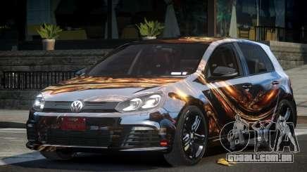 Volkswagen Golf US S2 para GTA 4