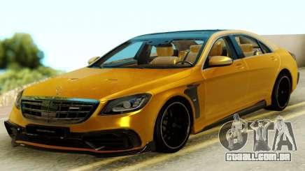 Mercedes-Benz C 63 para GTA San Andreas