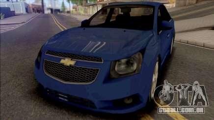 Chevrolet Cruze LT 2010 para GTA San Andreas