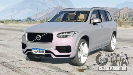 Volvo XC90 T8 R-Design 201〡6 para GTA 5
