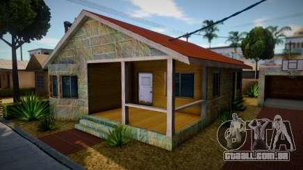 New house for Big Smoke para GTA San Andreas