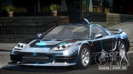Honda NSX SP-R S1 para GTA 4