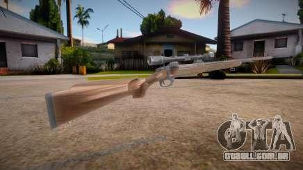 Rifle de precisão Hz para GTA San Andreas