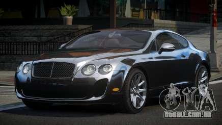 Bentley Continental U-Style para GTA 4