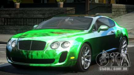 Bentley Continental U-Style L9 para GTA 4