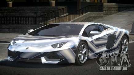 Lamborghini Aventador AN S9 para GTA 4