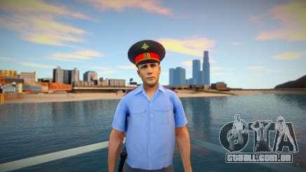 Funcionário da PPP para GTA San Andreas