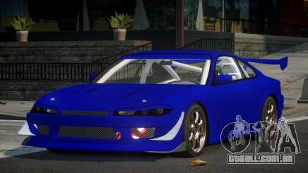 Nissan Silvia S15 PSI-R para GTA 4