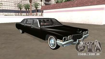 Cadillac DeVille Limousine 1972 para GTA San Andreas
