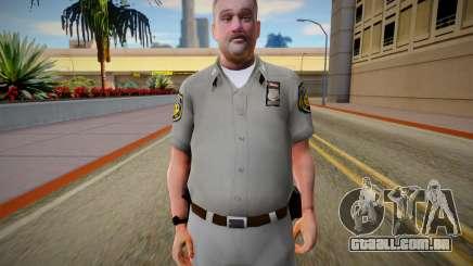 LvPD para GTA San Andreas