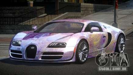 Bugatti Veyron US S2 para GTA 4