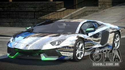 Lamborghini Aventador AN S7 para GTA 4