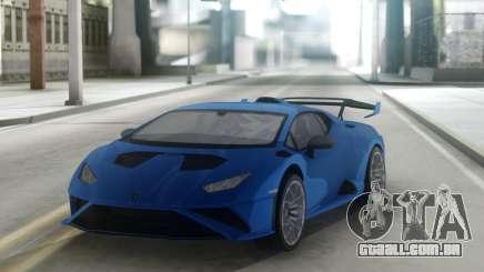Lamborghini Huracan STO 2021 para GTA San Andreas