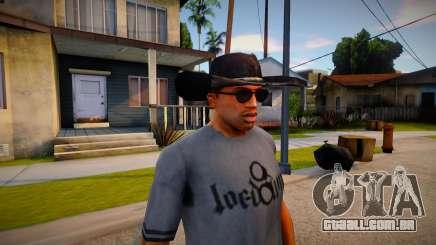 Chapéu de cowboy de Fallout 3 para GTA San Andreas