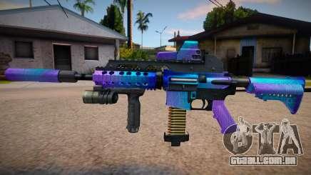 M4 Digital para GTA San Andreas