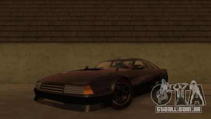 Cheetah SA para GTA 4