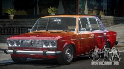 VAZ 2106 BS Drift S1 para GTA 4