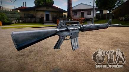 HQ M4 para GTA San Andreas