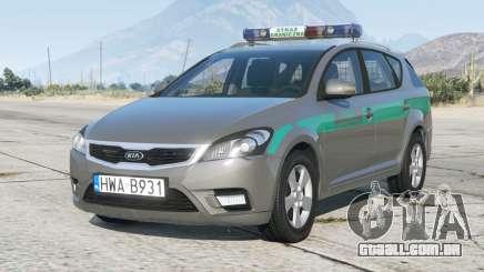 Kia Ceed SW Guarda de Fronteira polonês〡[ELS] complemento para GTA 5
