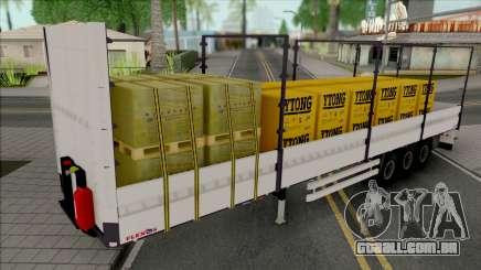 Trailer Flexos para GTA San Andreas