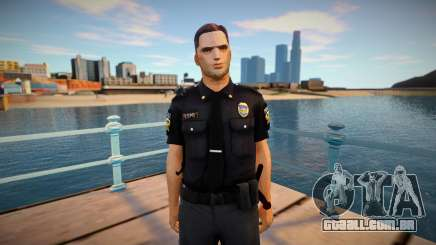 Improved cop lapd1 para GTA San Andreas