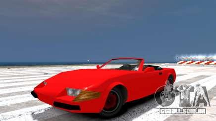 Vice City Stinger para GTA 4