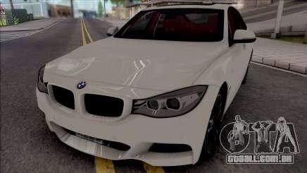 BMW 335i GT para GTA San Andreas