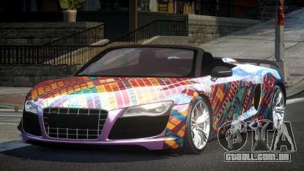 Audi R8 SP Roadster PJ2 para GTA 4