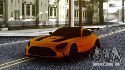 Mercedes-Benz AMG GT Black Series 2020 para GTA San Andreas
