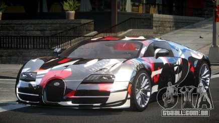 Bugatti Veyron US S9 para GTA 4