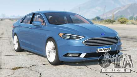 Ford Fusion Titanium 2017〡add-on para GTA 5