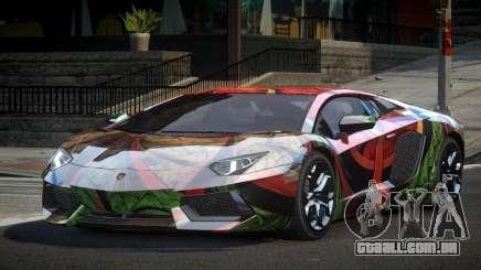 Lamborghini Aventador AN S1 para GTA 4